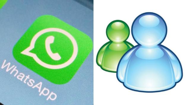 WhatsApp presentó nueva función que te hará recordar al MSN Messenger (Composición)