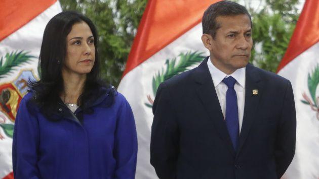 Futuro de la ex pareja presidencial en manos del Poder Judicial.