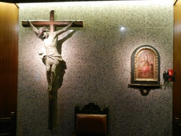 Capilla de la Casa Diocesana de Ejercicios