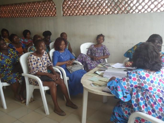 Rencontre avec les femmes du GMEC de l'association Espérance des Couturiers 2