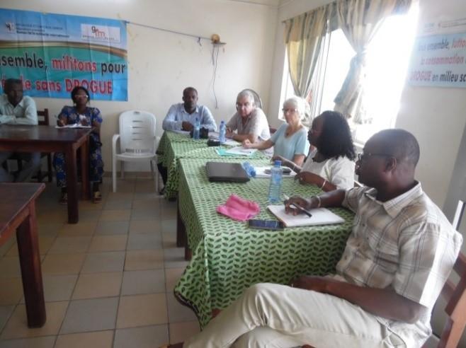 Rencontre avec les membres des associations et GMEC