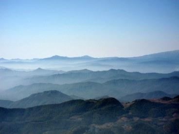 Hills of Northern Thailand