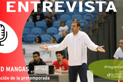 Entrevista David Mangas