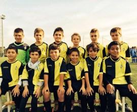 Foto de equipo benjamin B Temporada 2015/16
