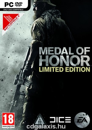 Medal of Honor Limited Edition borító