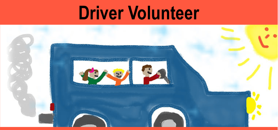 Love children? Become a Volunteer Driver