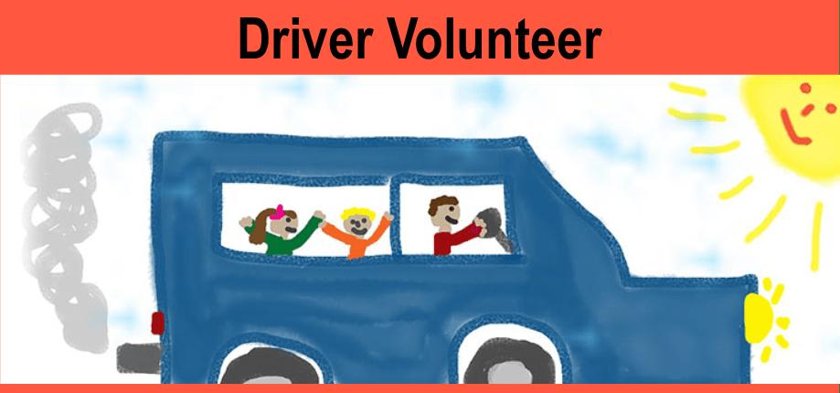 Love children? Become a Volunteer Driver