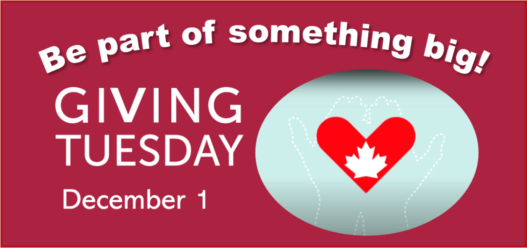 What is #GivingTuesdayCA?