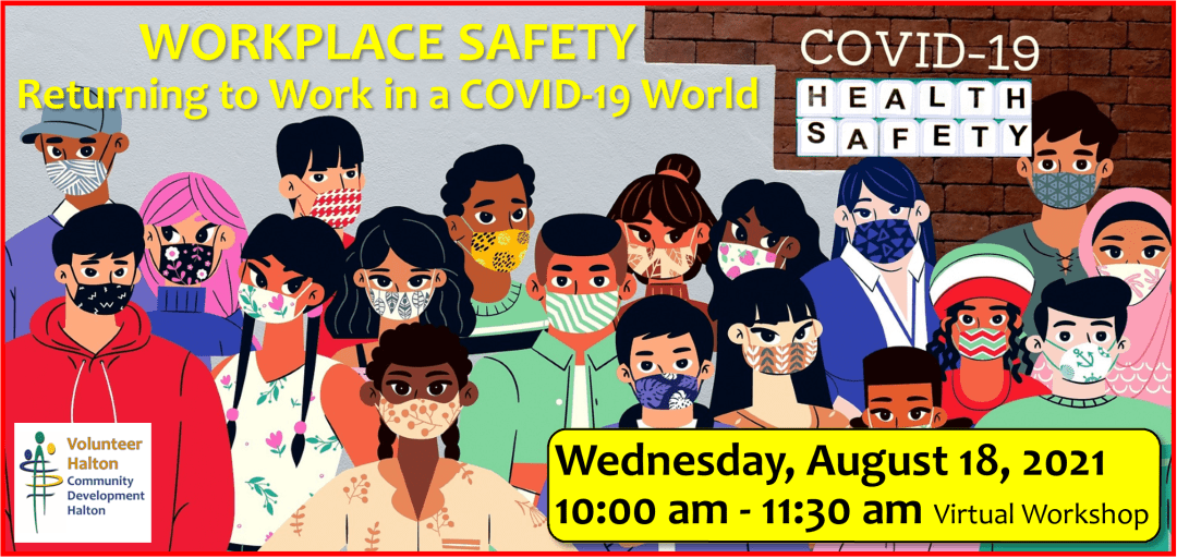 Event: Workplace Safety – Returning to Work in a COVID-19 World