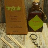 Organic Essential Oil Reed Diffusers