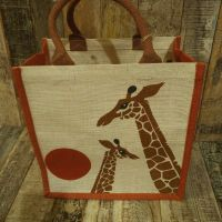 Eco Jute Shopping Bags