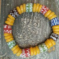 African Ashanti Recycled Jewellery
