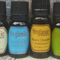Organic Aromatherapy Oils