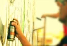 arte rua grafite direito