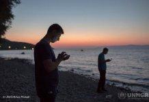 refugiados migrantes redes sociais comunicacao