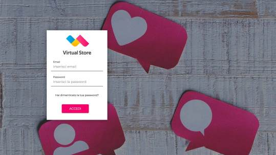 arriva il virtual store