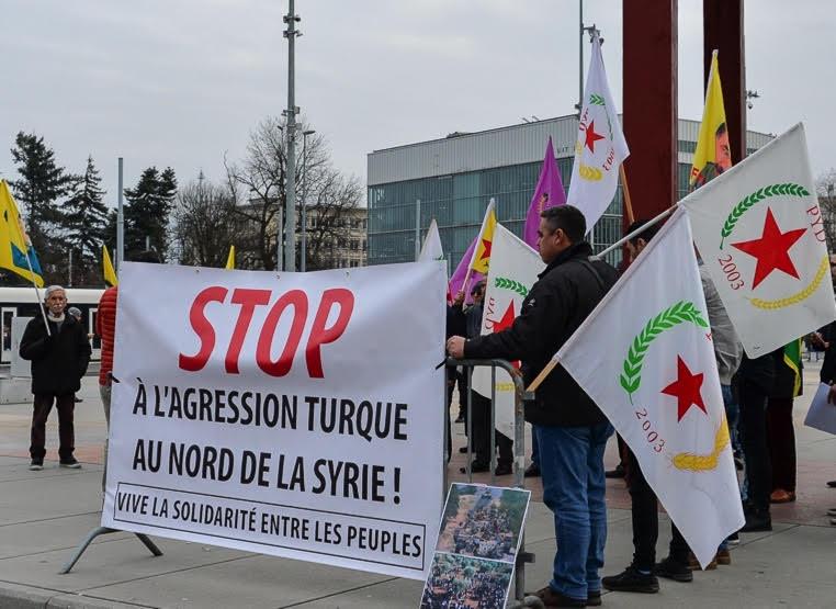 Non aux agressions militaires turques contre le Kurdistan !