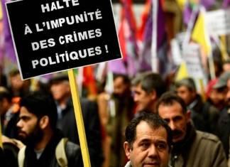 Menaces d'assassinats imminents contre les militants kurdes. La France doit impérativement agir !