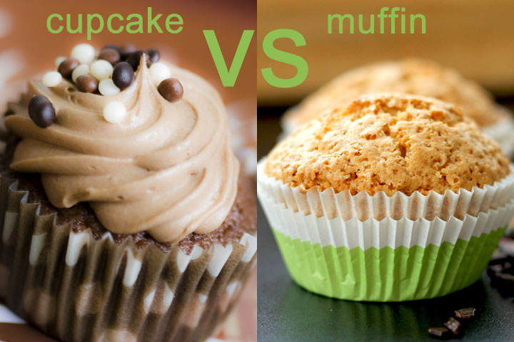 Cupcake Vs. Muffin: Making The Case For Team Muffin By Amy
