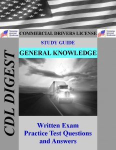 CDL Study Guide General Knowledge