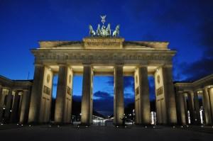 das Brandenburger Tor - Berlin