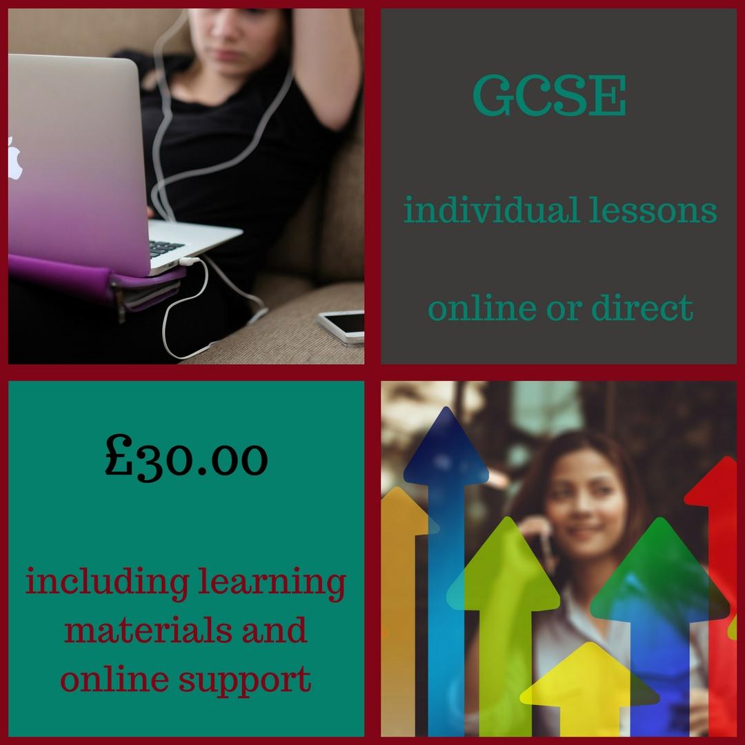 GCSE pricing