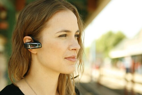 Bluetooth Communication for Truck Drivers
