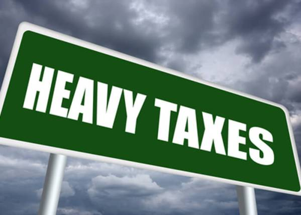 Heavy Taxes