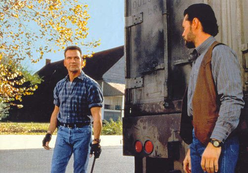 Movies for Truck Drivers Black Dog