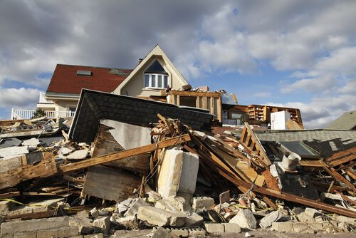 House Approves $50 BIL for Hurricane Sandy Damage