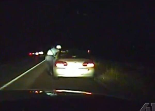 Missouri Highway Shooting Dash Cam Footage