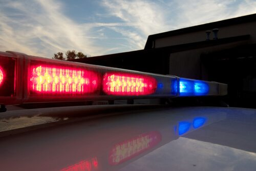 Tanker Truck Takes Gunfire In Ohio