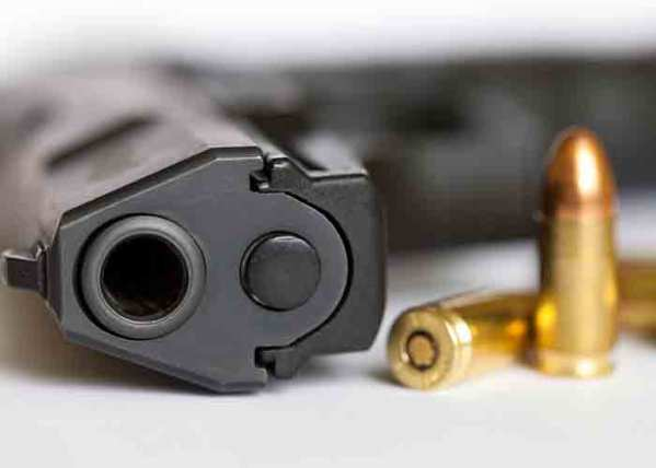 Stray Bullet Strikes Driver in the Face in Pennsylvania
