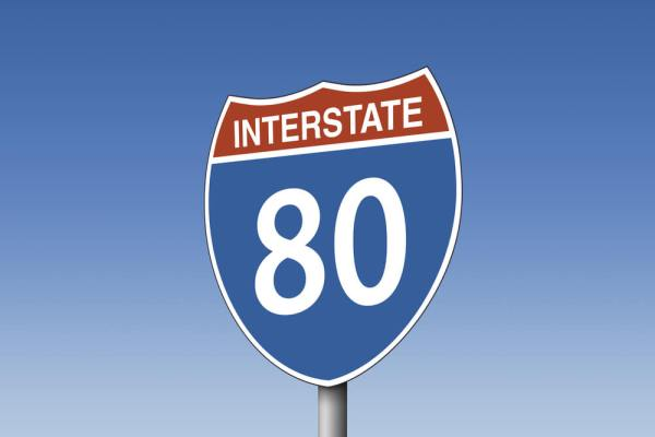 Caltrans officials have given truck drivers the green light to drive in the eastbound express lanes of North Sacramento's Interstate 80 while construction occupies the two outer lanes.