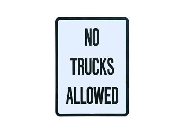 Truck Ban