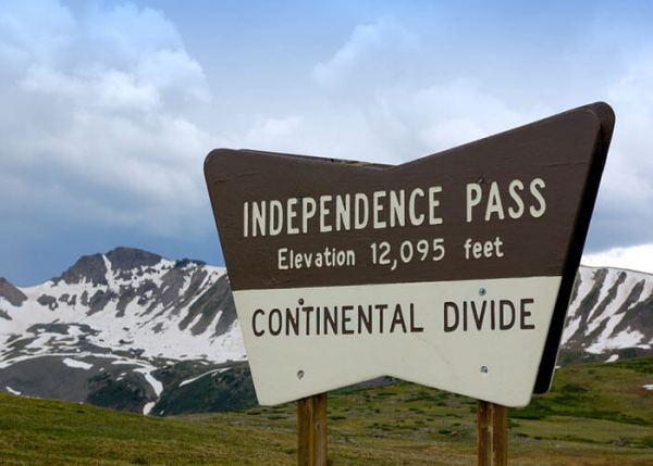 Despite Fine Increase: Trucks Still Using Independence Pass