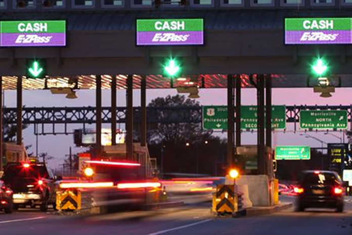Truck driver allegedly stole $4,500 worth of E-ZPass toll fees