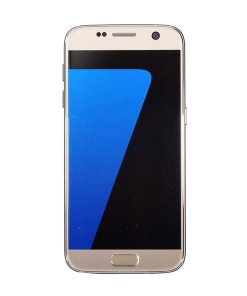 samsung galaxy S platinum gold