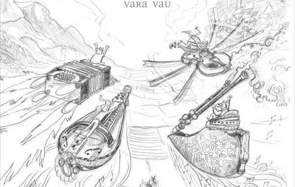 Le premier CD de Los Cinc Jaus est sorti : VARA VAU
