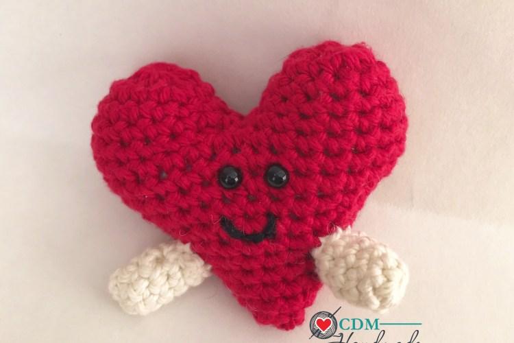 valentine's day free crochet pattern