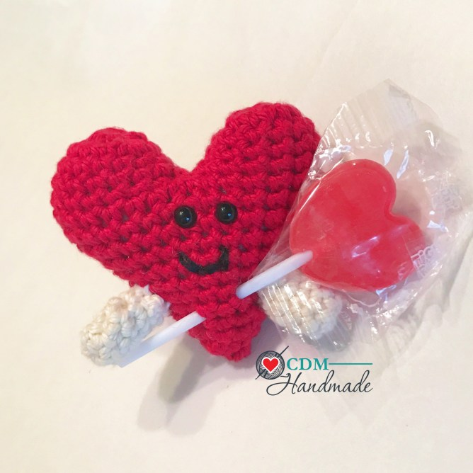 Heart full of Love Amigurumi