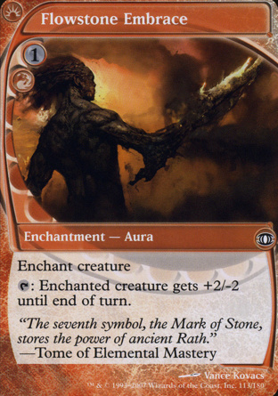 Flowstone Embrace in Future Sight
