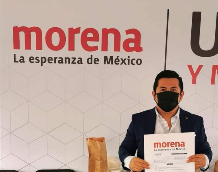 Carlos Ucan Yam campeche elecciones morena 2021