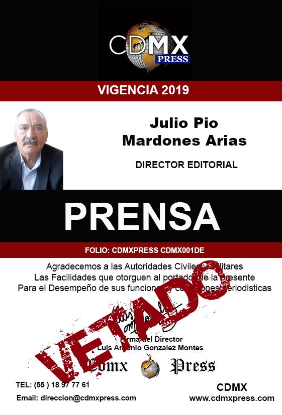 Julio Mardones Arias