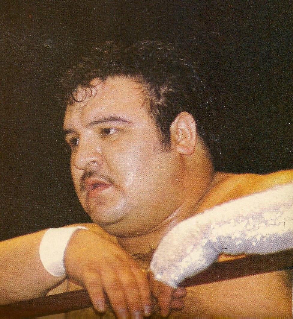 Ha muerto Super Porky Brazo de Plata icono de la lucha libre