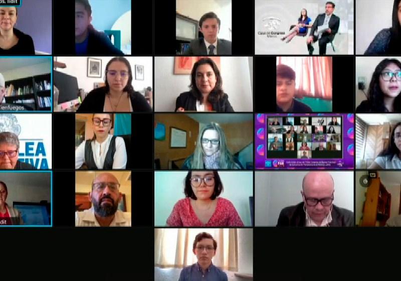Clausura Eduardo Ramirez Primer Congreso de Buenas Practicas de Comunicacion Parlamentaria