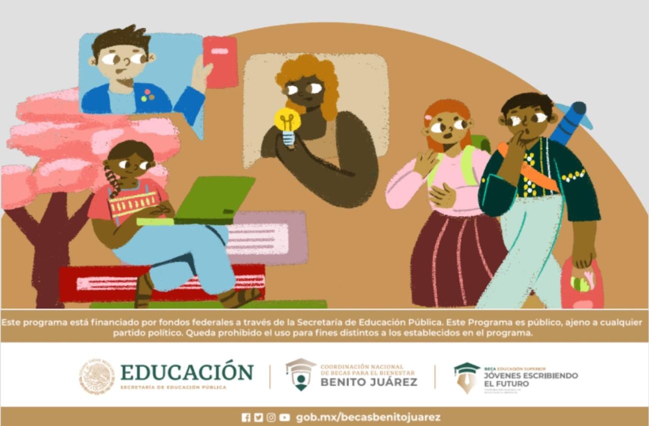 El 15 De Agosto Se Depositara Apoyo De Utiles Y Uniformes Escolares Gratuitos Y El 1 De Septiembre Beca Para El Bienestar De Las Ninas Y Ninos