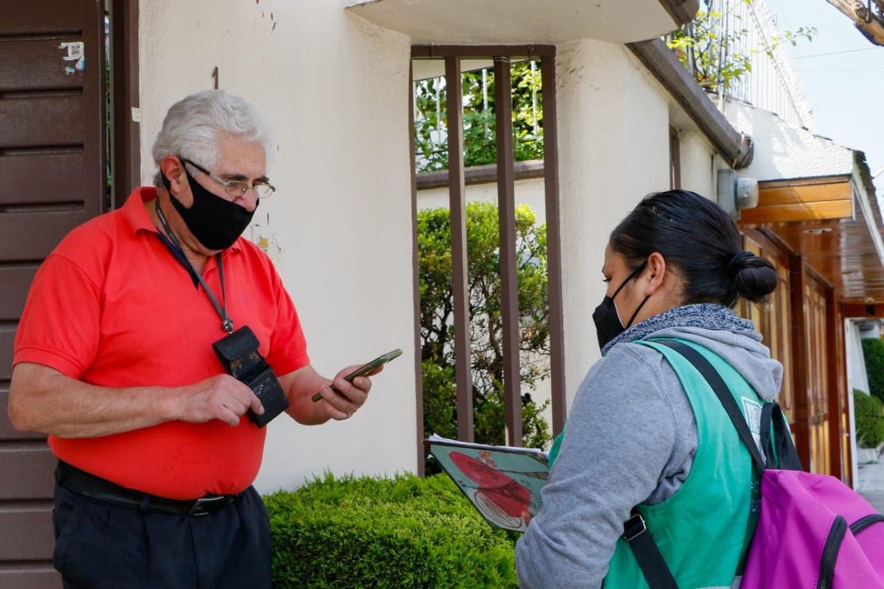 En La Ciudad De Mexico Arrancan Visitas Brigadas De Salud En Tu Vida Salud Para El Bienestar