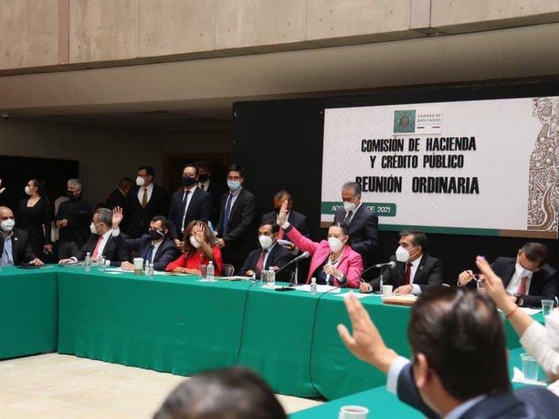 Rogelio Ramirez de la O es ratificado como secretario de Hacienda en Camara de Diputados