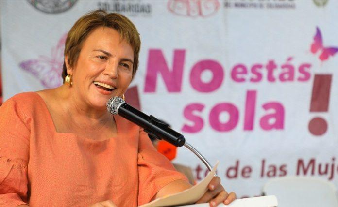ala Regional de Xalapa del Tribunal Electoral del Poder Judicial de la Federacion Playa del Carmen Laura Beristain Navarrete
